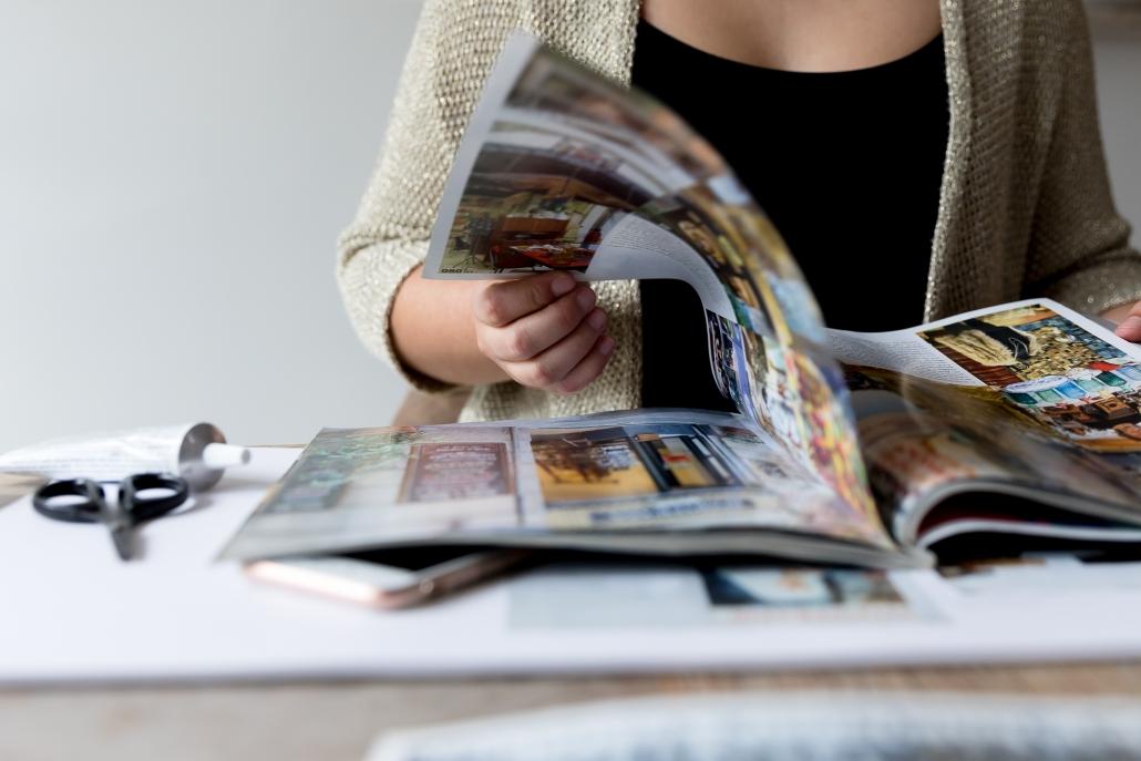 Interieurcursus - opdrachten, video's en werkboek bij het Online Programma in 6 lessen je huis zelfverzekerd en met lef inrichten.