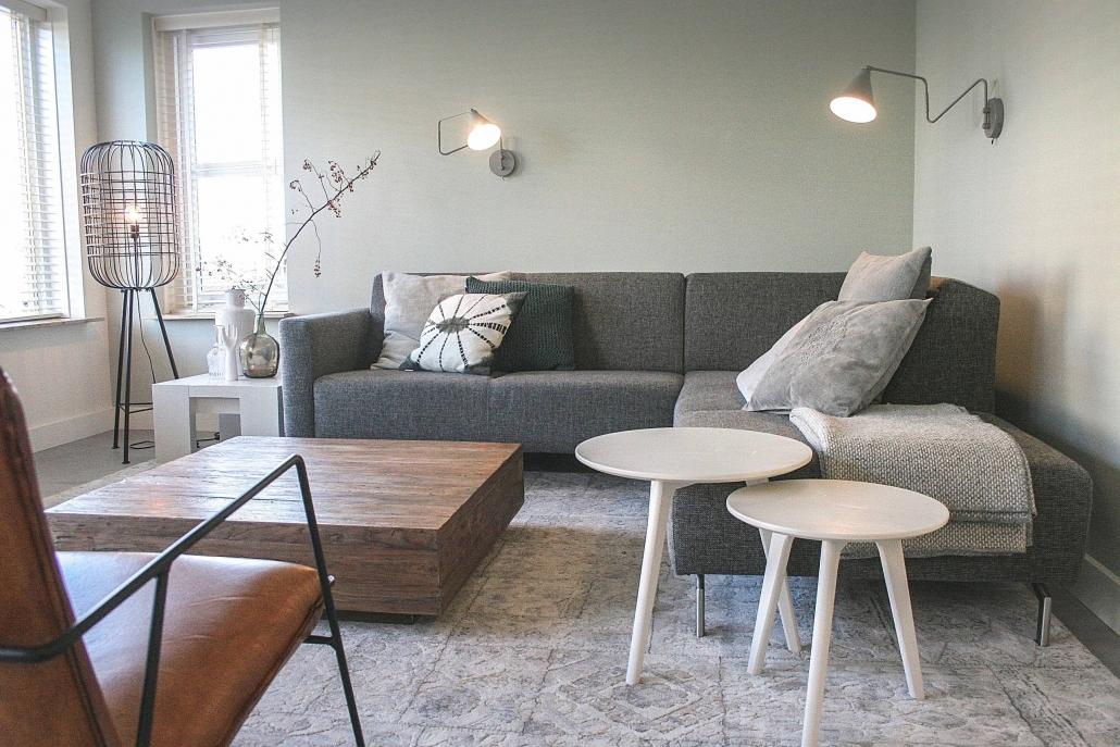 Binnenkijken bij Piet & Ilse in Bennekom - nieuwe inrichting woonkamer voor Piet & Ilse