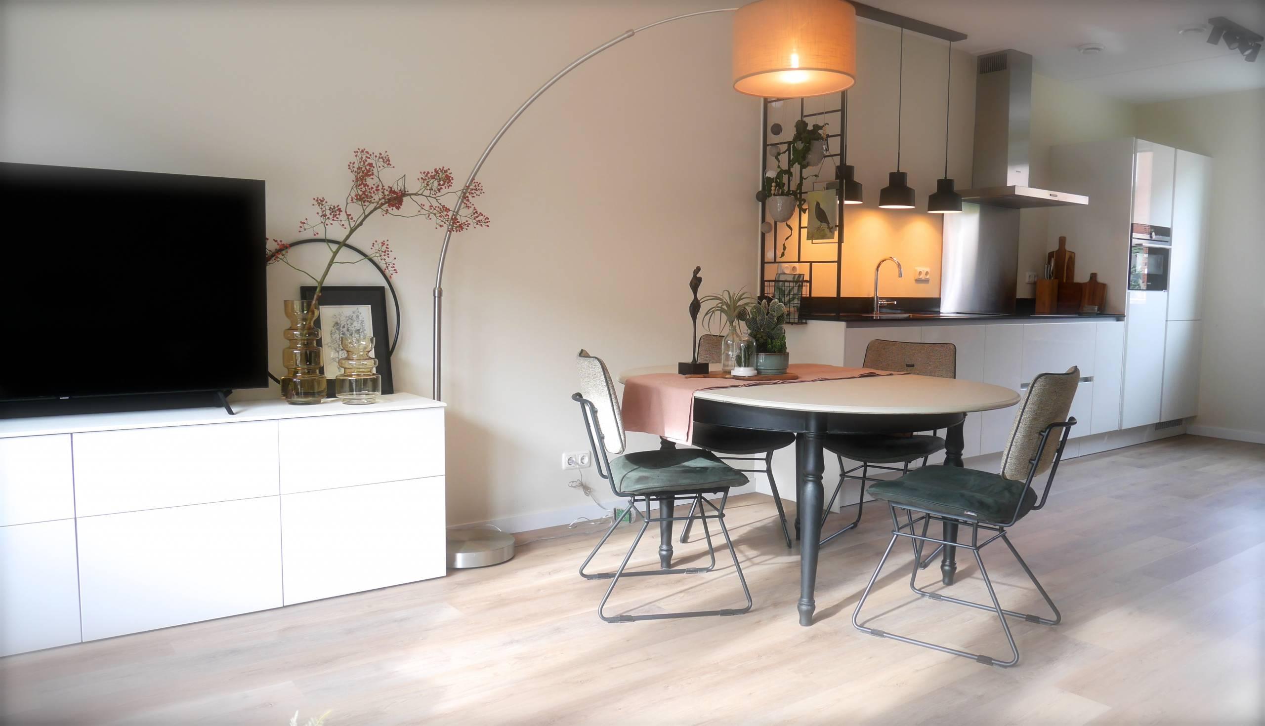 Interieurinrichting - Henk & Ria - Arnhem